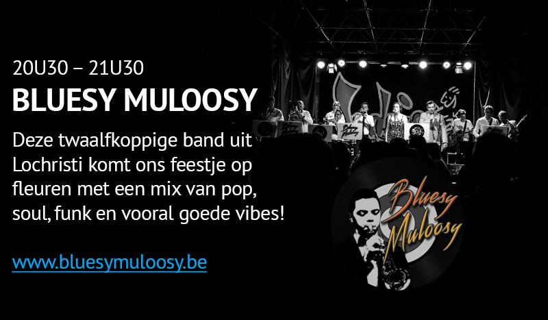 Feesten met Bluesy Muloosy